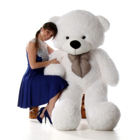 life-size-white-teddy-bear-coco-cuddles-72in